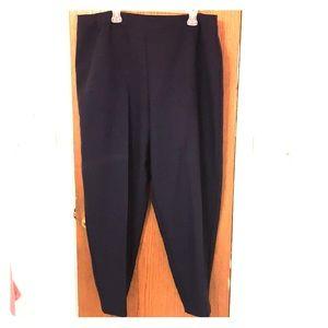Women's Plus Size Bend Over Pants